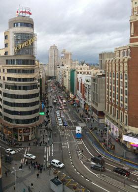 La Ciudad de Madrid atrajo el 61% del total de inversión extranjera directa dirigida a España en 2017