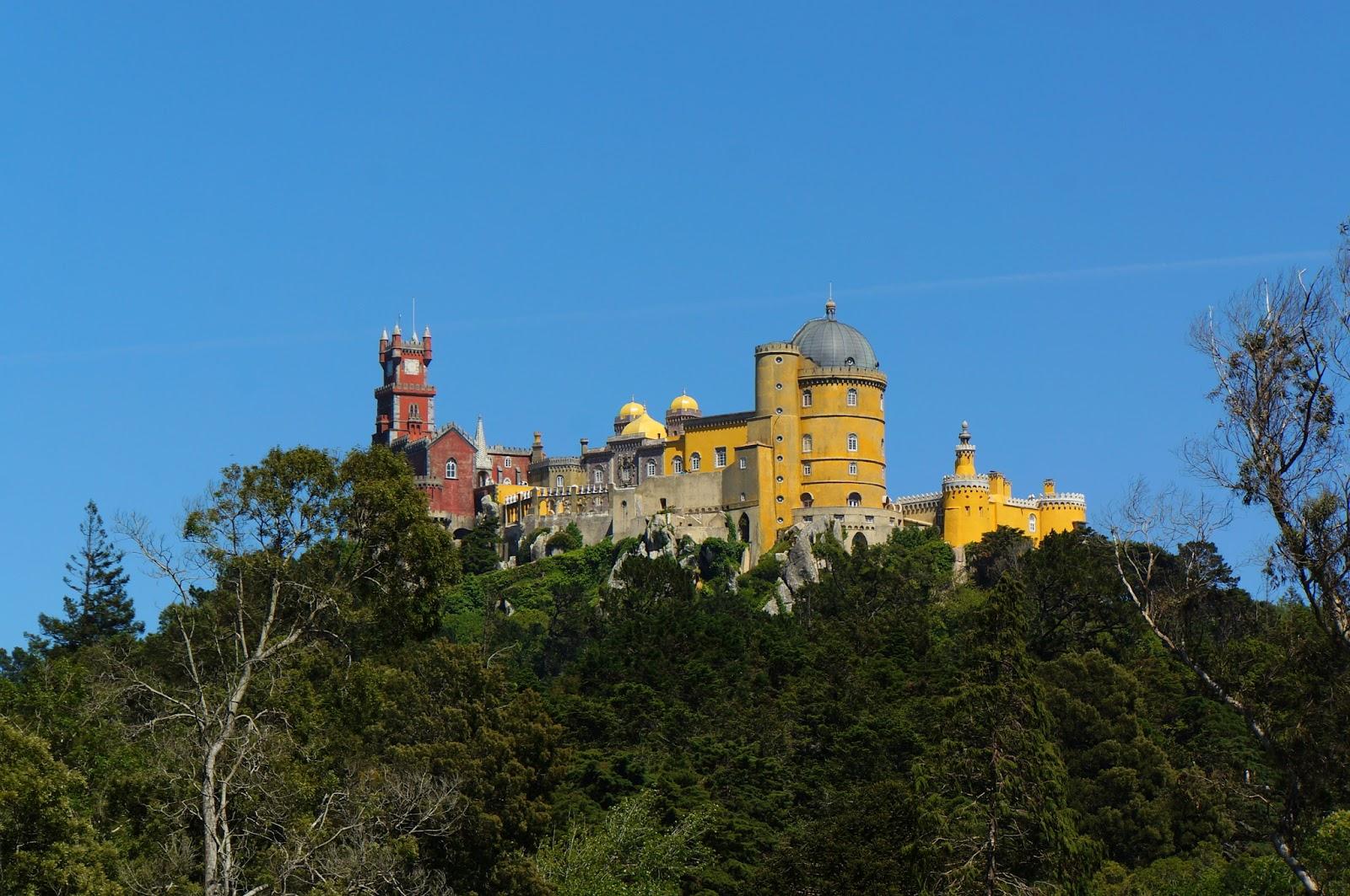 Palais da Pena - Sintra - Portugal