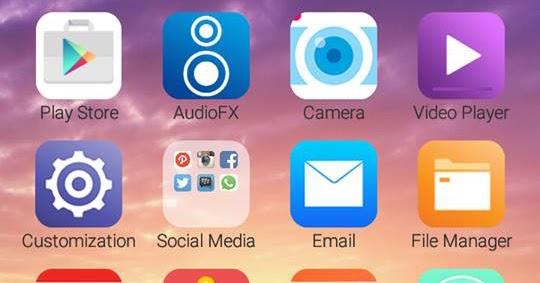 Cara Upgrade Zenfone 5 ke Marshmallow 6.0.1 [ROM BlurOS