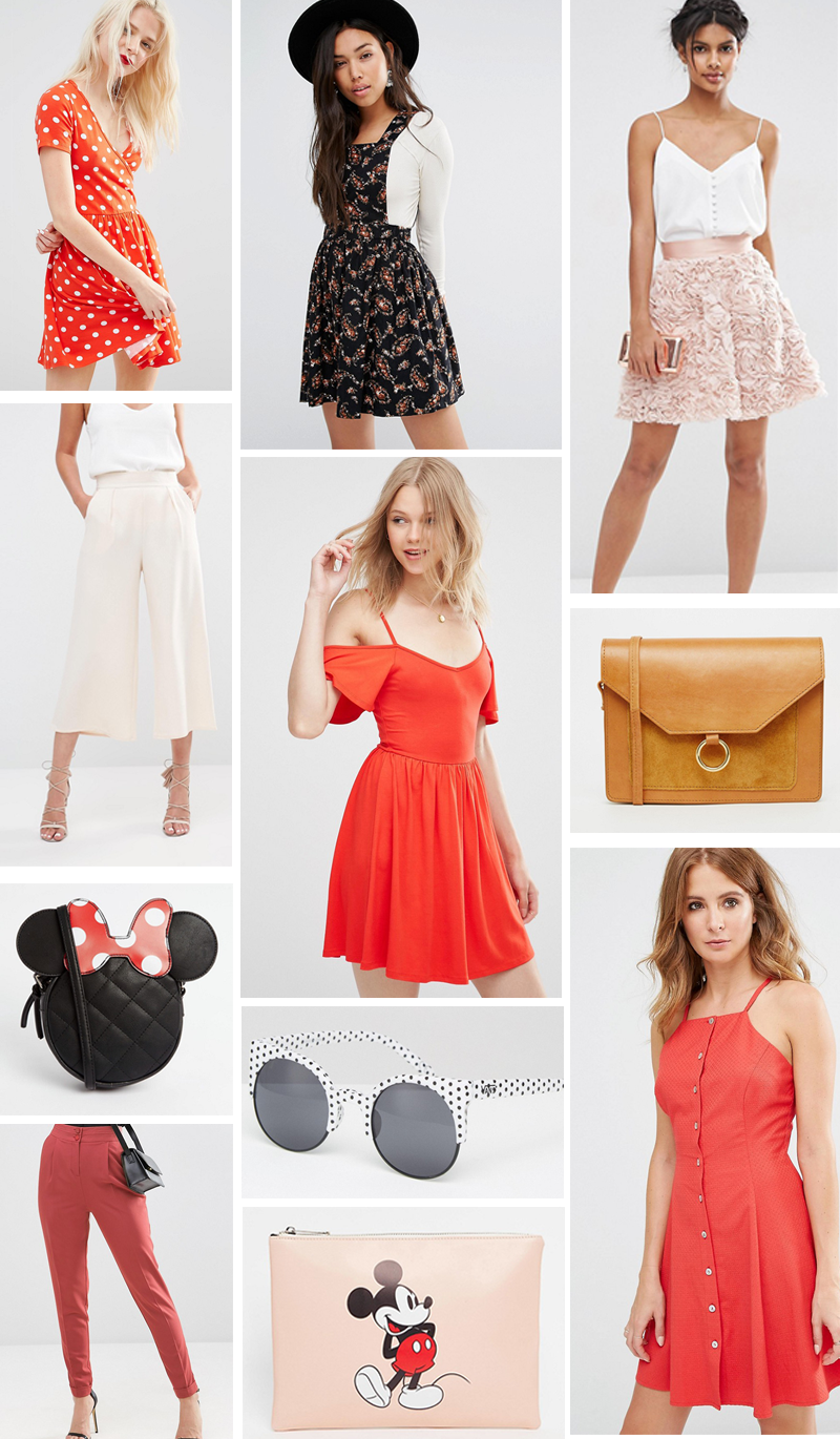 ASOS Wishlist Paris Autumn Summer Fashion | Colours and Carousels - Scottish Lifestyle, Beauty and Fashion blog