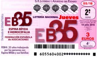 loteria nacional jueves 14 julio 2016