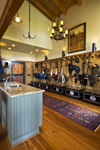 Horse Country Chic Tack Rooms Extraordinaire