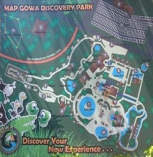 Tiket Masuk Dan Wahana Gowa Discovery Park (GDP) Makassar