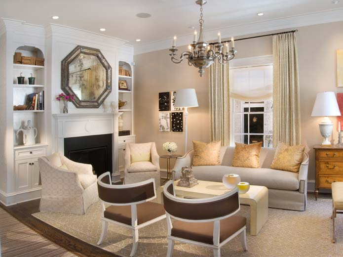 Aged to perfection design chic design chic - Harmony in interior design ...
