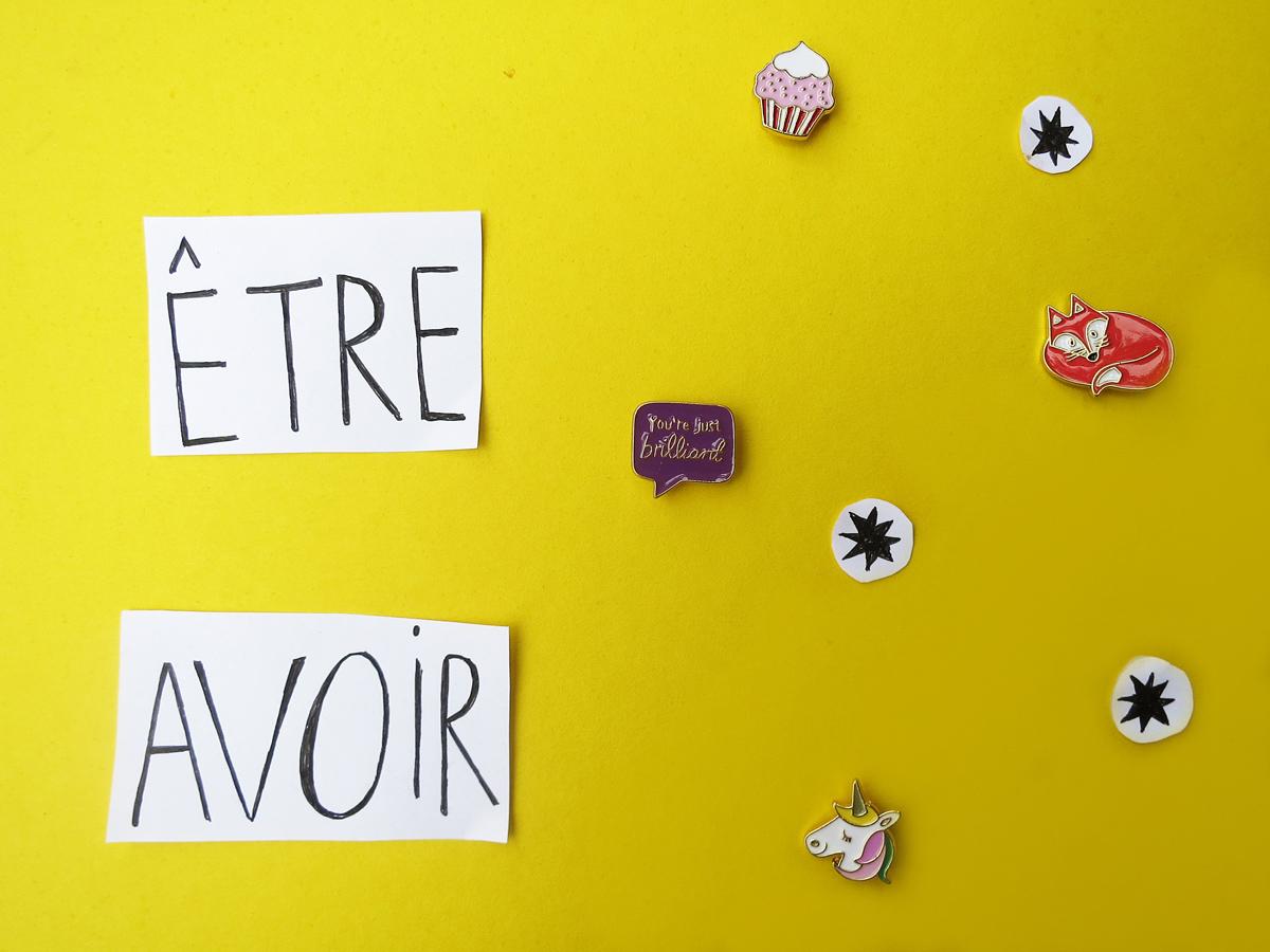 Być i mieć po francusku - wyrażenia i zwroty
