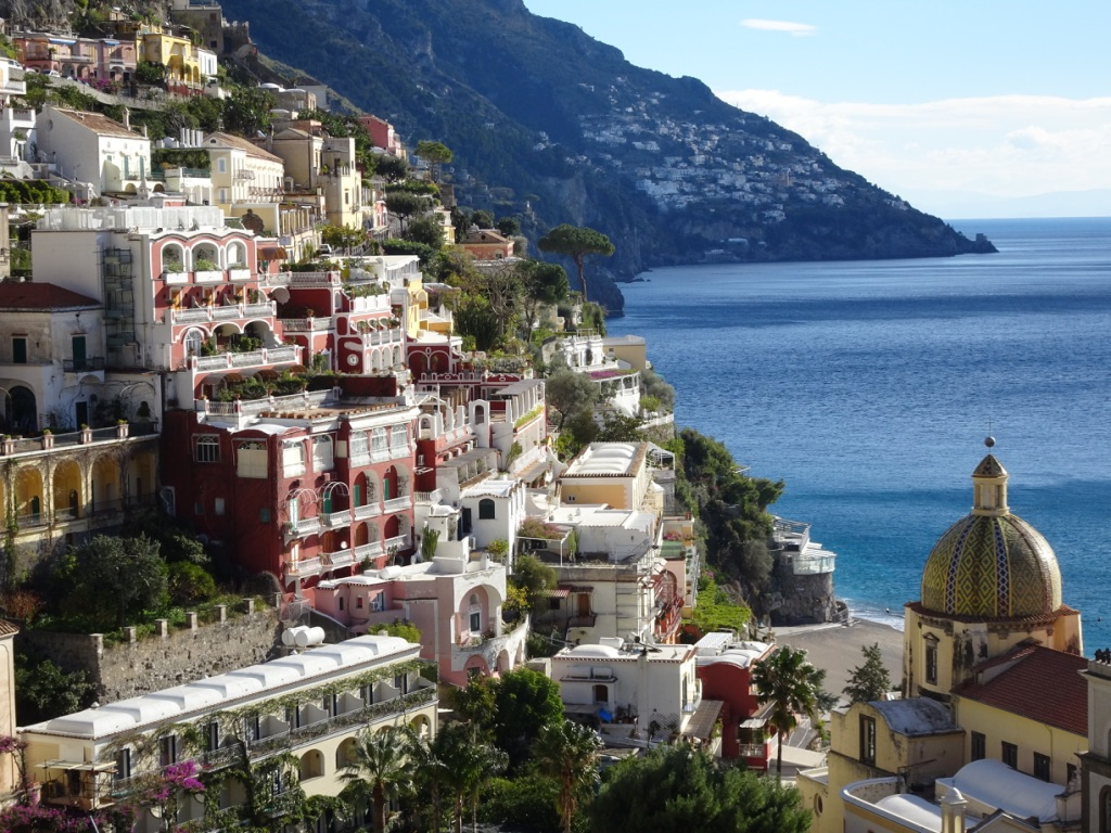 Travel Along The Amalfi Coast