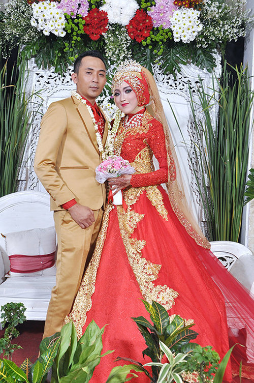 Rias Dan Make Up Pengantin Muslim Make Up Rias Pengantin Jogja