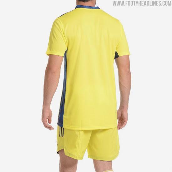 Juventus 20 21 Goalkeeper Home Kit Released Footy Headlines