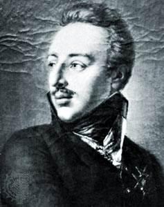 Gustavo IV Adolfo, detalle de un retrato de Per Krafft el Joven
