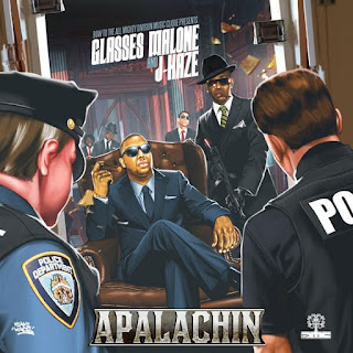 Glasses Malone & J-Haze - Apalachin (2016) -  Album Download, Itunes Cover, Official Cover, Album CD Cover Art, Tracklist