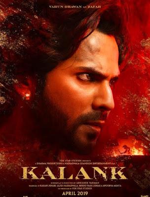 Kalank Movie Varun Dhawan Looks