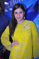 Mannara Chopra Looks Cute in Yellow Salwar Suit ~  Exclusive 10.JPG