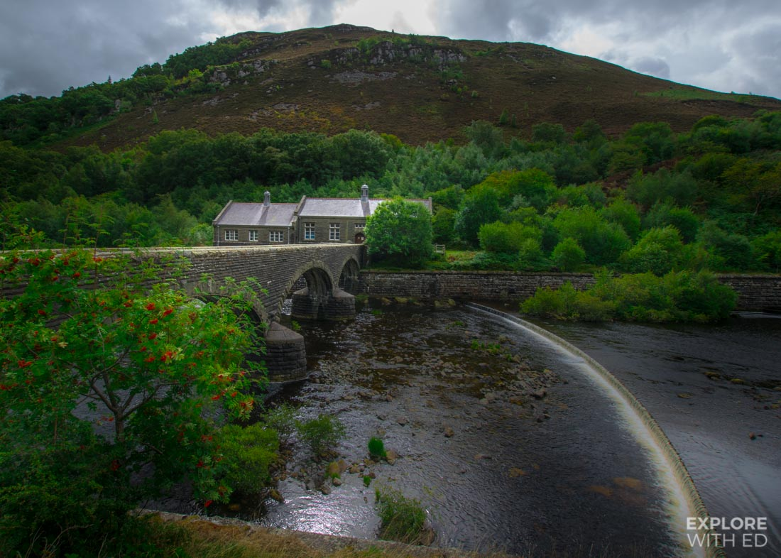 The Elan Valley Visitor Centre