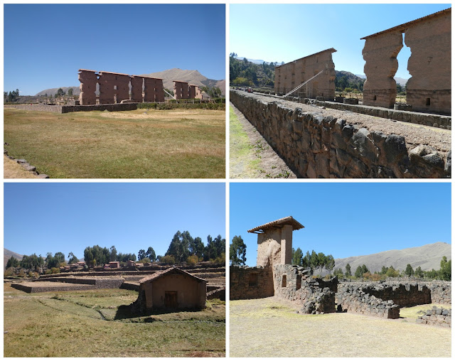 Raqchi, Peru