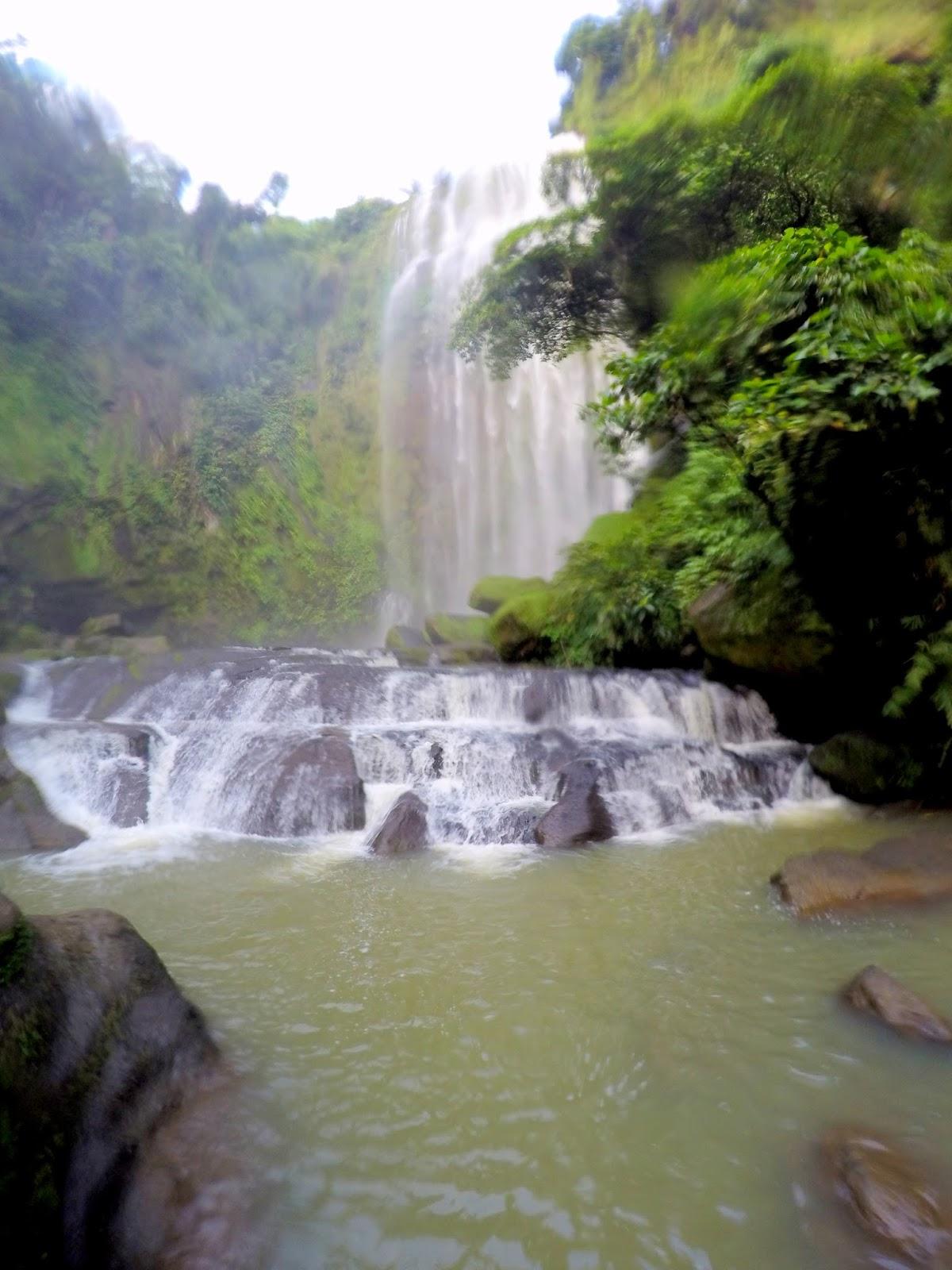 Hulugan Falls San Salvador Luisiana Laguna