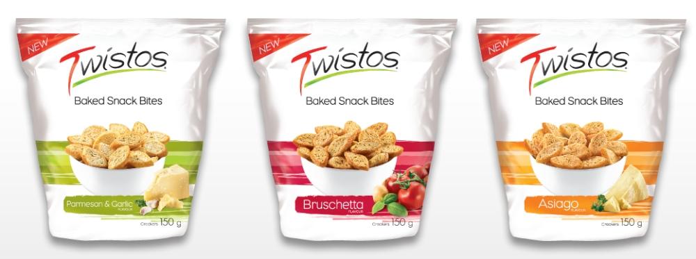 news frito lay new twistos baked snack bites brand eating