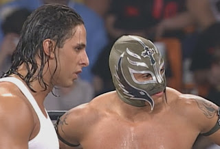 WCW Souled Out 1999 - Billy Kidman & Rey Mysterio Jr.