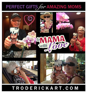 Mother's Day Gift Ideas by Boulder artist Tom Roderick