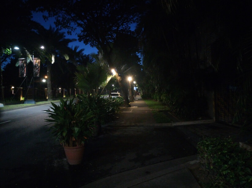 Cherry Mobile Flare S6 Selfie Main Camera Sample - Another Night