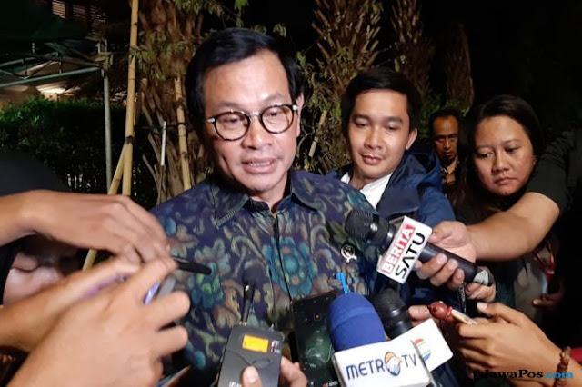 Elite Timses Jokowi Kumpul di Rumah Jusuf Kalla, Ini yang Dibahas