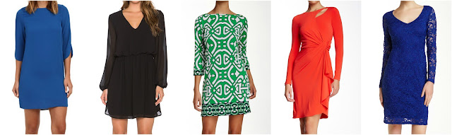 Brigitte Bailey | WAYF | Laundry by Shelli Segal | Tahari | Marina, what to wear to a wedding, long sleeve dresses on sale,