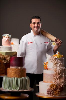 Buddy Valastro é o Cake Boss - Divulgação
