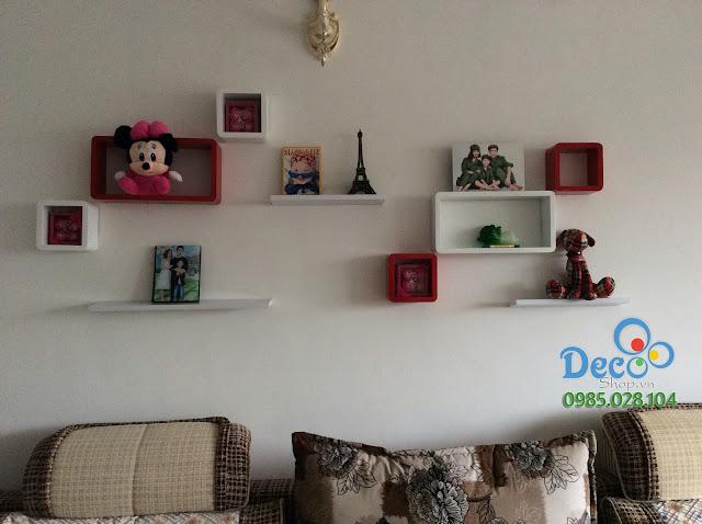 Kệ treo tường Deco KH44