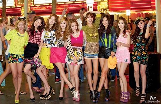 Girls Generation Wallpaper 2017 Ot9 Snsd Overload Girls Generation In Las Vegas Photobook