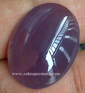 Batu Permata Lavender Baturaja
