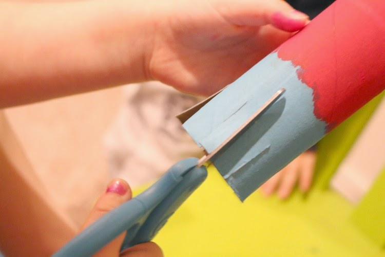 Scissor Skills Dr. Seuss Craft