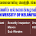 Vacancies in Kelaniya University