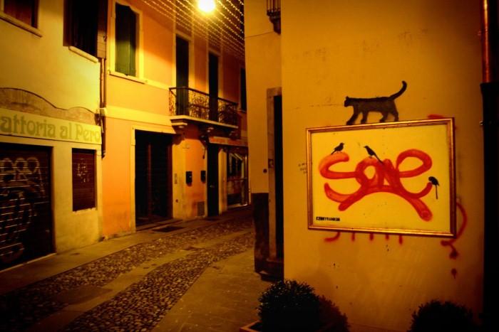 Kenny Random. Итальянский уличный художник 10