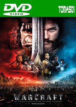 Warcraft (2016) DVDRip