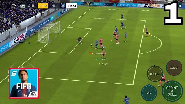 تحميل لعبة FIFA 2019
