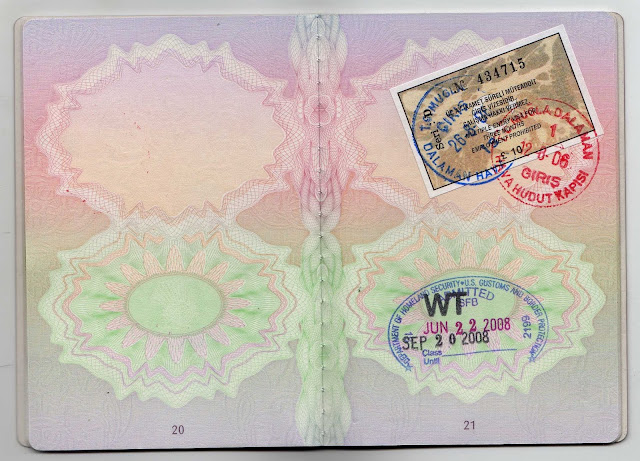 Saying goodbye to my passport the last decade of travel