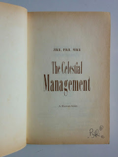 The Celestial Management: Zikir, Pikir, Mikir