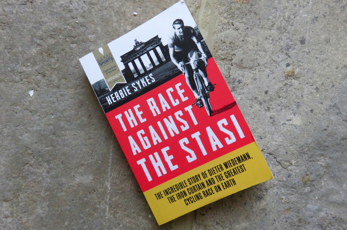 The Race Against The Stasi by Herbie Sykes