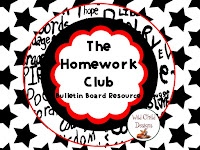 https://www.teacherspayteachers.com/Product/Homework-Club-Bulletin-Board-2698750