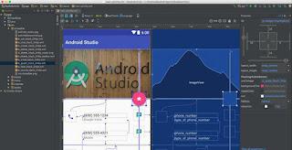 nueva interfaz en android studio 2.2