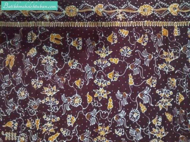 Kain Bahan Batik Tuban 2811C