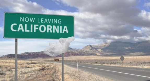 California Taxes, Over-Regulation Force 1,800 Businesses To Relocate