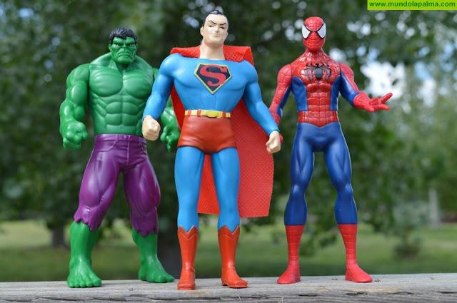 Los vecinos y vecinas de Santa Cruz de La Palma eligen los superhéroes como tema del próximo Carnaval 2020