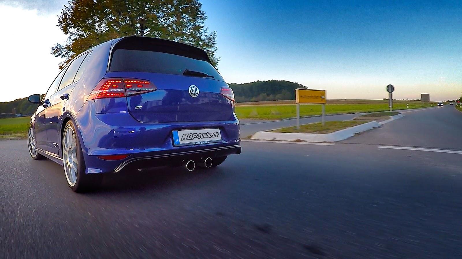 VW Golf R by HGP - MS+ BLOG