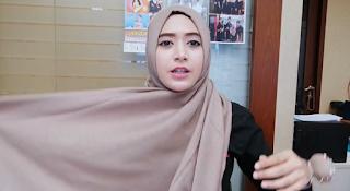 Hijab Tutorial Segi Empat Ke Kantor