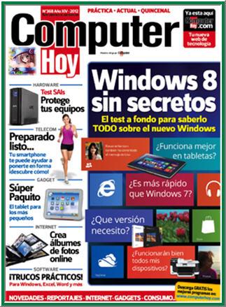 Revistas Oficiales de PlayStation, Xbox 360 y Tecnologia Español Descargar Noviembre 2012