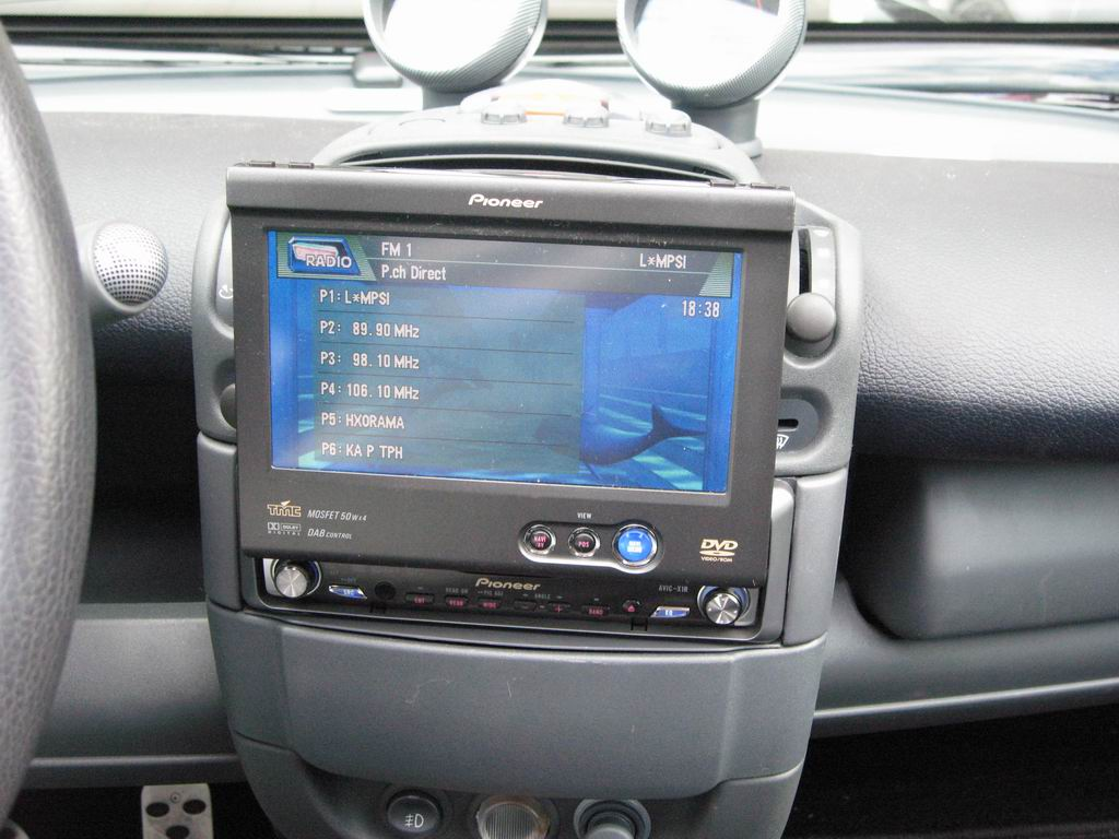 if you have installed a pioneer in car dvd stereo into your vehicle you might need to bypass the handbreak wire if it fails to view any video content when  [ 1024 x 768 Pixel ]