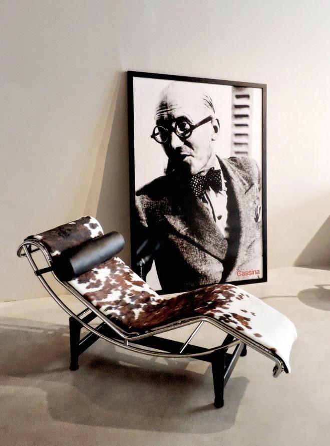 Blog de mbar muebles mbar for Le corbusier muebles