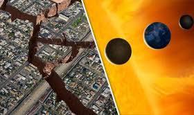 Alineacion planetaria puede provocar sismos fuertes.