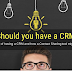 Pros and Cons of having a CRM and how a Contact Sharing tool might replace it
