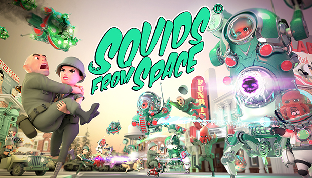 SQUIDS FROM SPACE Early Access Free Download